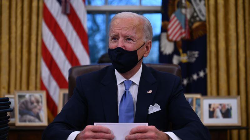 Biden potpisao ukaze u vezi s klimom, WHO, pandemijom, imigracijom