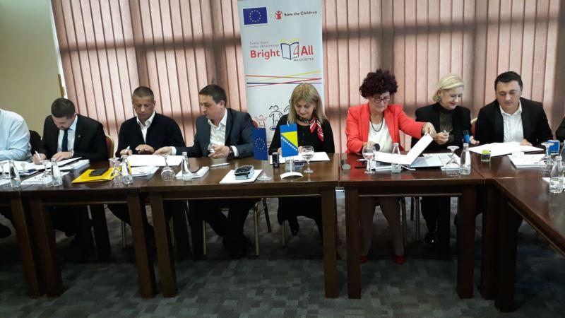Bihać: Potpisan Protokol o postupanju u slučaju nepohađanja nastave u USK