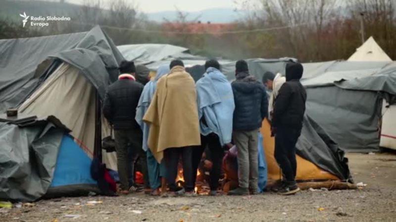 Bijeg od migranata