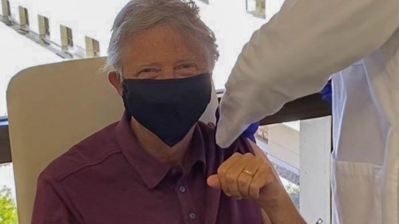 Bil Gejts primio vakcinu protiv koronavirusa