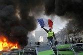 Bilans protesta u Francuskoj: 115 uhapšenih, 8 poginulih