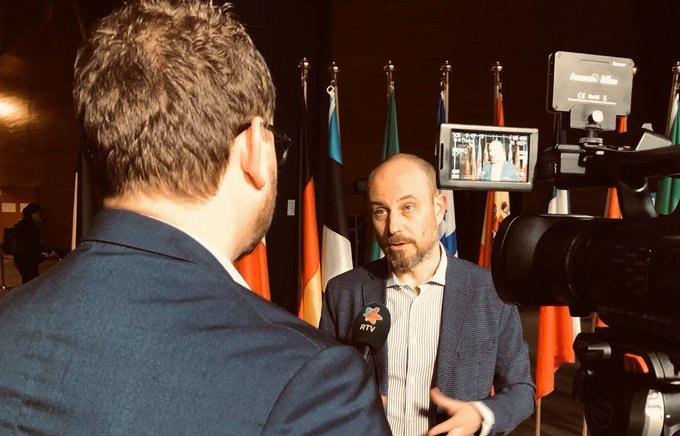 Bilčik u Podgorici: Dijalog način za rešavanje spora sa Crkvom, ali nije dovoljan samo poziv opozicije