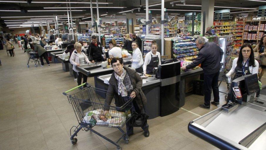 Bingo zapošljava najveći broj radnika u FBiH, javni sektor i dalje dominantan