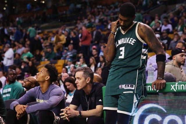Bio treći pik na draftu, izbačen iz NBA lige  a sada u Kini