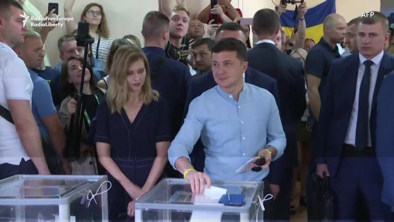 Birališta zatvorena, Ukrajina dobija novi Parlament