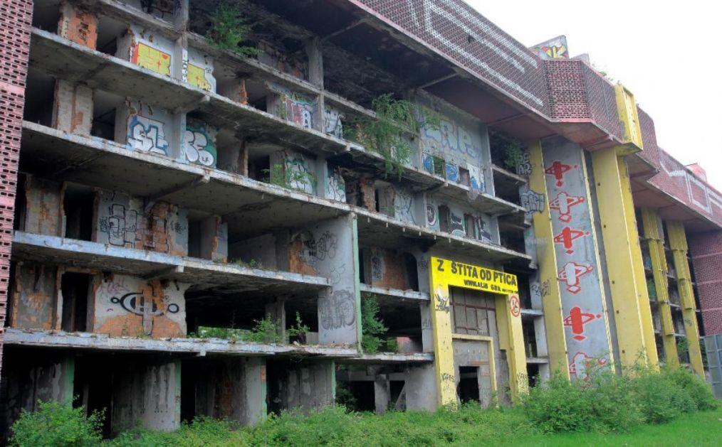 Bivši Dom penzionera u Sarajevu prodat za 10,3 miliona KM, investitor će graditi tržni centar i hotel
