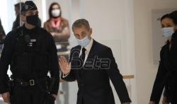 Bivši francuski predsednik Sarkozi ocenio optužbe protiv njega kao sramotne (VIDEO)