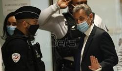 Bivši francuski predsednik osudjen na zatvor zbog korupcije