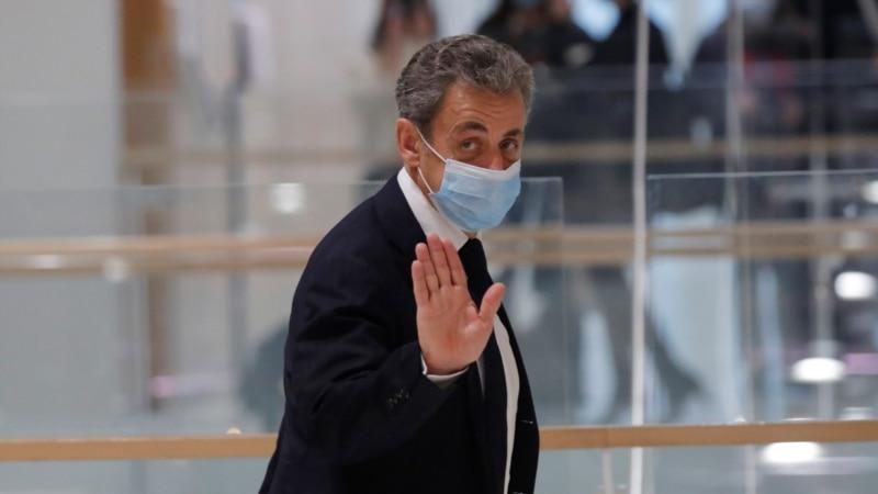 Bivši francuski predsjednik Sarkozy osuđen zbog korupcije