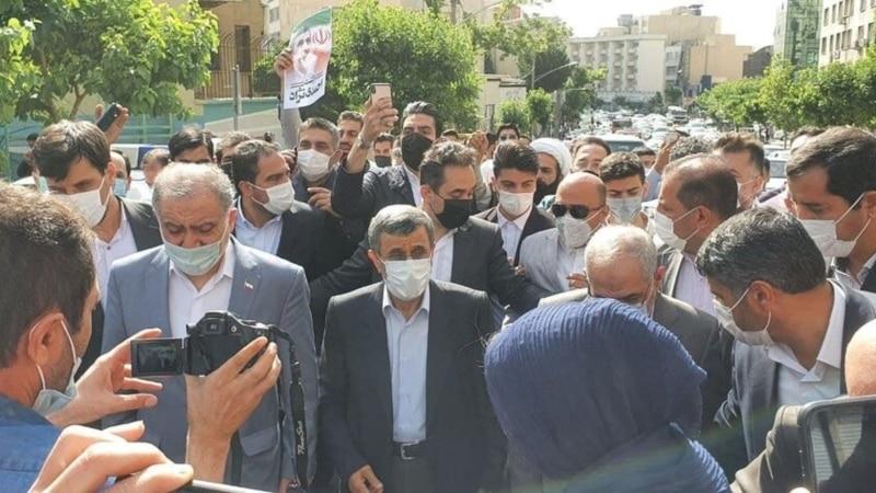 Bivši iranski predsjednikAhmadinedžad ponovo kandidat na izborima
