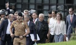 Bivši predsednik Brazila Lula izašao iz zatvora