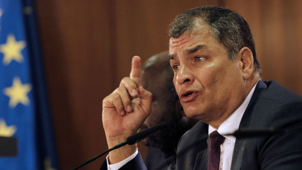 Bivši predsednik Ekvadora traži azil u Belgiji