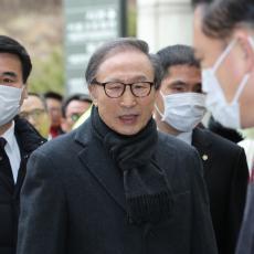 Bivši predsednik Južne Koreje osuđen na 17 GODINA zatvora!