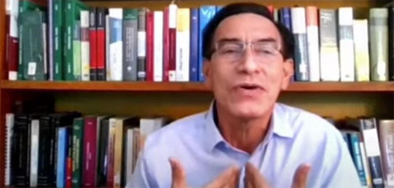 Bivši predsednik Perua kažnjen zbog vakcinacije preko reda