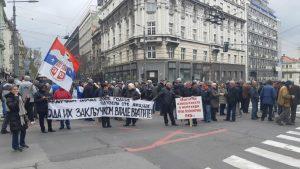 Bivši radnici i penzioneri PKB korporacije najavili protest za danas