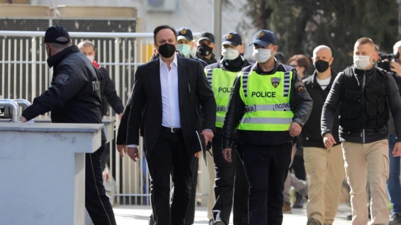 Bivši šef makedonske tajne policije osuđen na 12 godina