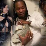 Bizarno: Cardi B suprugu za rođendan poklonila pola miliona dolara – u kešu