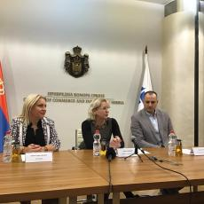 Biznis karavan Privredne komore Srbije i kompanije Vip mobile