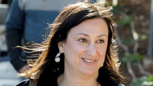 Biznismen uhapšen na Malti u vezi s ubistvom novinarke
