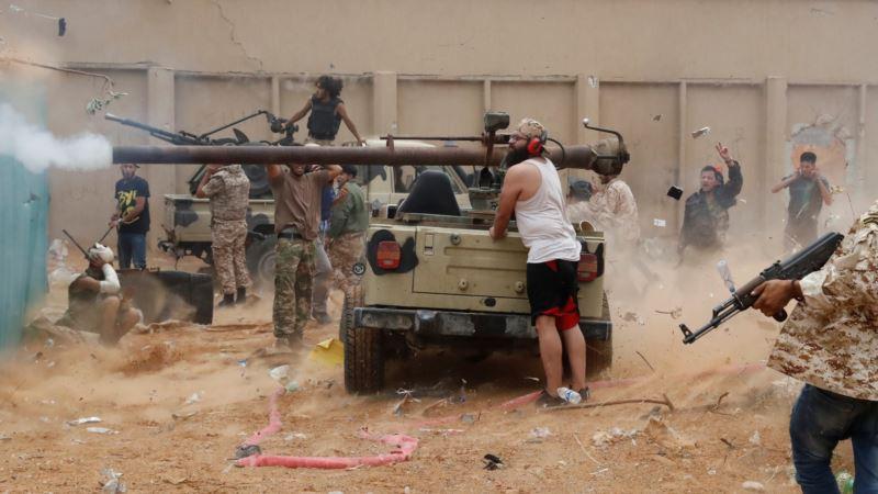 Bjesne borbe blizu glavnog grada Libije