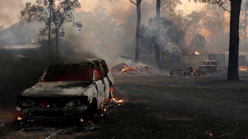 Bjesne šumski požari u Australiji, vlasti pozvale na hitnu evakuaciju
