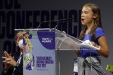 Bla, bla, bla; Greta ismejala svetske lidere VIDEO