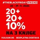 Black Friday akcija na sajtu Vulkan izdavaštva se nastavlja!