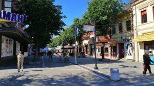 Blag pad broja aktivno zaraženih u Boru, Kladovu i Majdanpeku