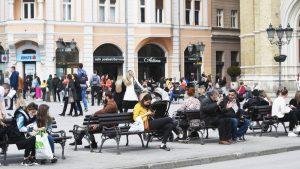 Blagi pad broja obolelih u Vojvodini