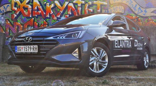 Blic test: Hyundai Elantra