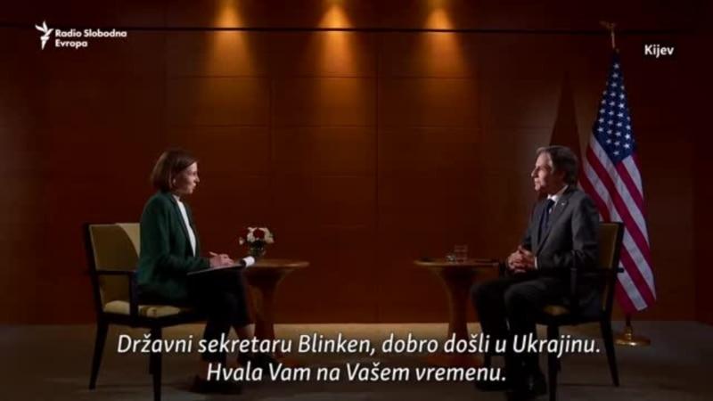 Blinken: Principi na ulogu u Ukrajini imaju mnogo šire posledice