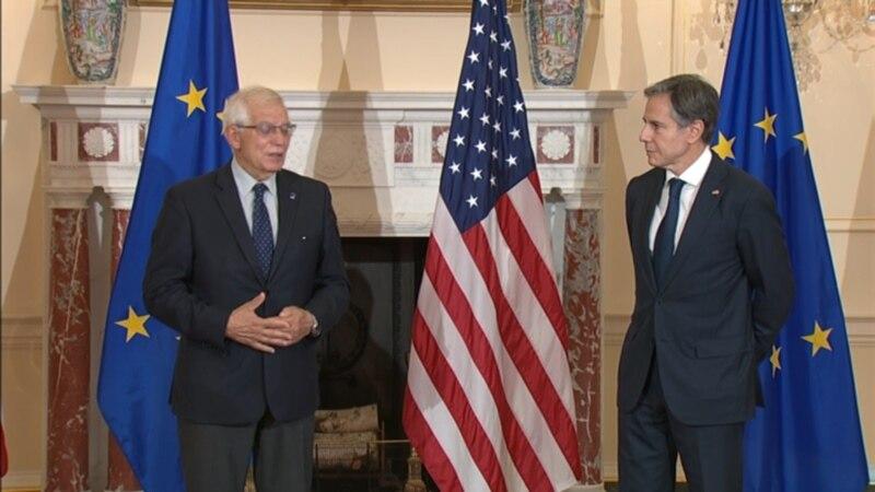 Blinken i Borelj potvrdili značaj partnerstva SAD i EU u rešavanju zajedničkih izazova