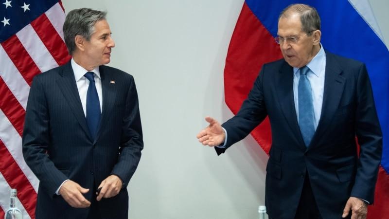 Blinken i Lavrov: Dijalog važan, uprkos ozbiljnim razlikama