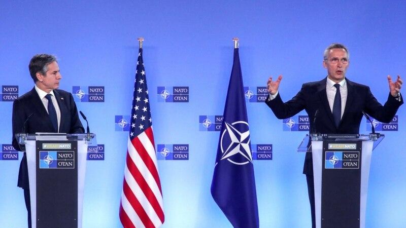 Blinken se sastaje sa NATO saveznicima, dok SAD zakazuju povlačenje iz Avganistana
