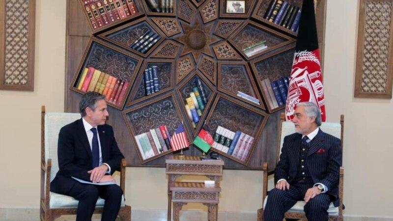 Blinken u Avganistanu posle Bajdenove odluke o povlačenju vojske