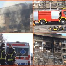Bog me je SAČUVAO SMRTI, moram da budem JAKA: Ispovest Anje koja je u požaru na Novom Beogradu ostala bez CELE PORODICE