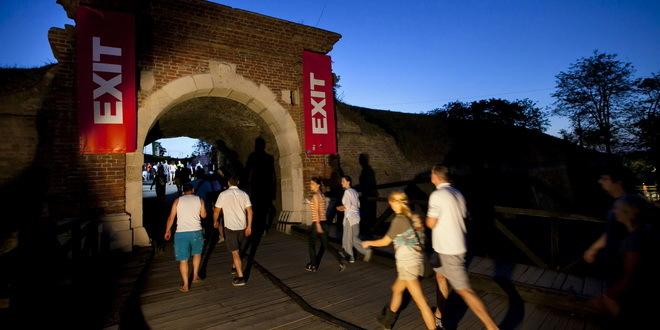 Bogata turistička ponuda za posetioce Exita