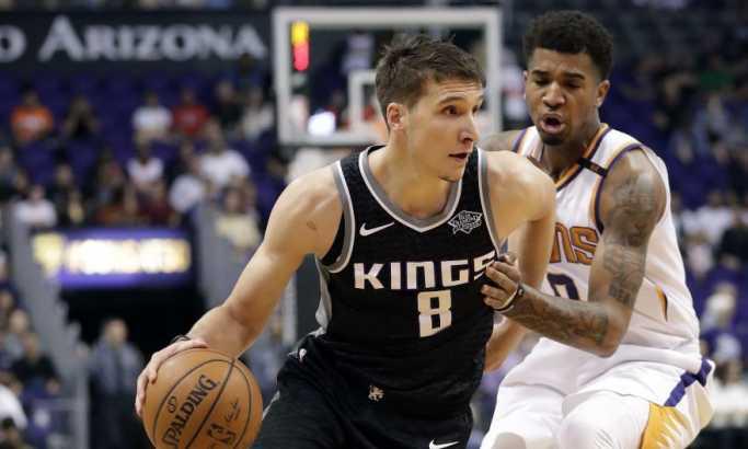 Bogdanović: Čoveče! Odigrao sam prvu sezonu u NBA (FOTO)