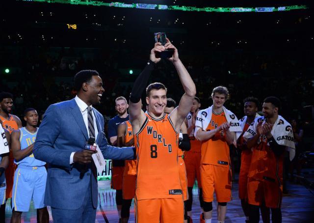 Bogdanović: Čoveče, moja prva NBA sezona je sada u istoriji