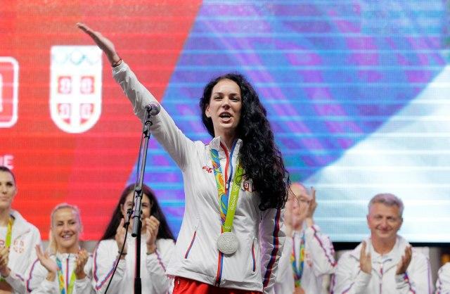 Bogdanovićeva osvojila zlato na Prezident kupu