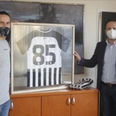 Bojan Ostojić u poseti KBC Zvezdara (FOTO)