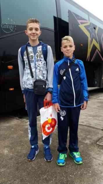 Bokseri iz Vlasotinca otputovali na Evropsko prvenstvo