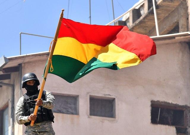 Bolivijska opozicionarka najavila preuzimanje mesta šefice države
