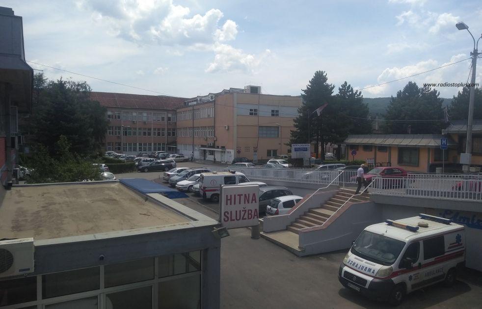 """Bolnica krije """"kadrove"""" iz Tutina"""