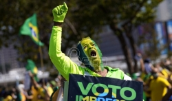 Bolsonaro pod istragom suda zbog osporavanja izbornog procesa u Brazilu (VIDEO)
