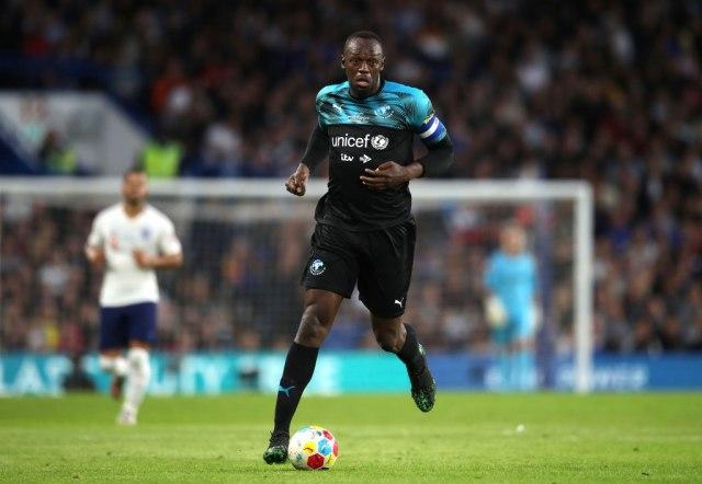 Bolt: Nisam dobio poštenu šansu u fudbalu
