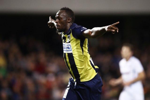 Bolt postigao prve golove u profesionalnoj karijeri! VIDEO