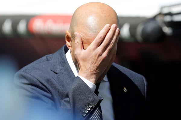 Bomba iz Španije, za sve je kriv Zidan, sad i njegova koža u pitanju?!