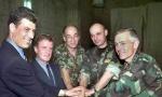 Bombardovao Srbiju, sada nam deli savete: Vesli Klark preporučuje  Srbiji integraciju sa Zapadom