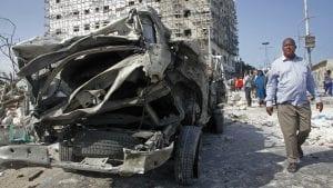 Bombaš samoubica se razneo u kancelariji gradonačelnika Mogadiša